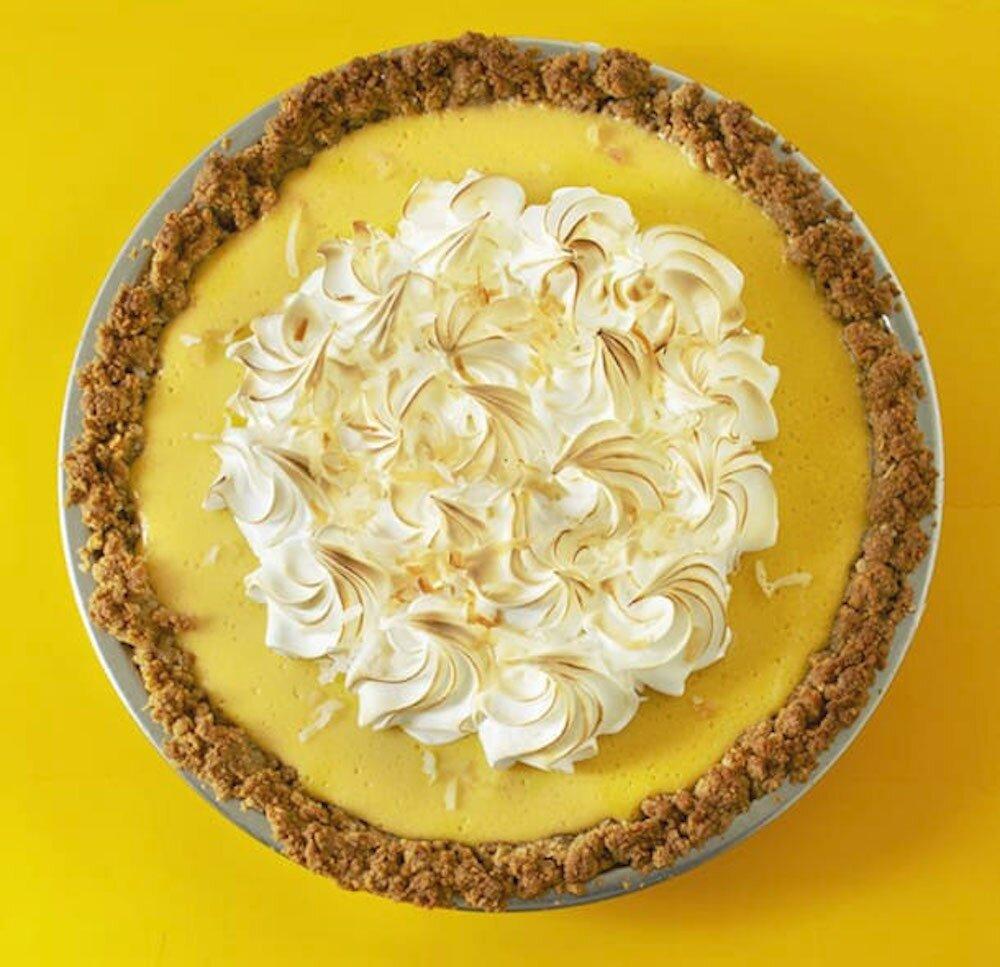 blow your mind coconut mango pie