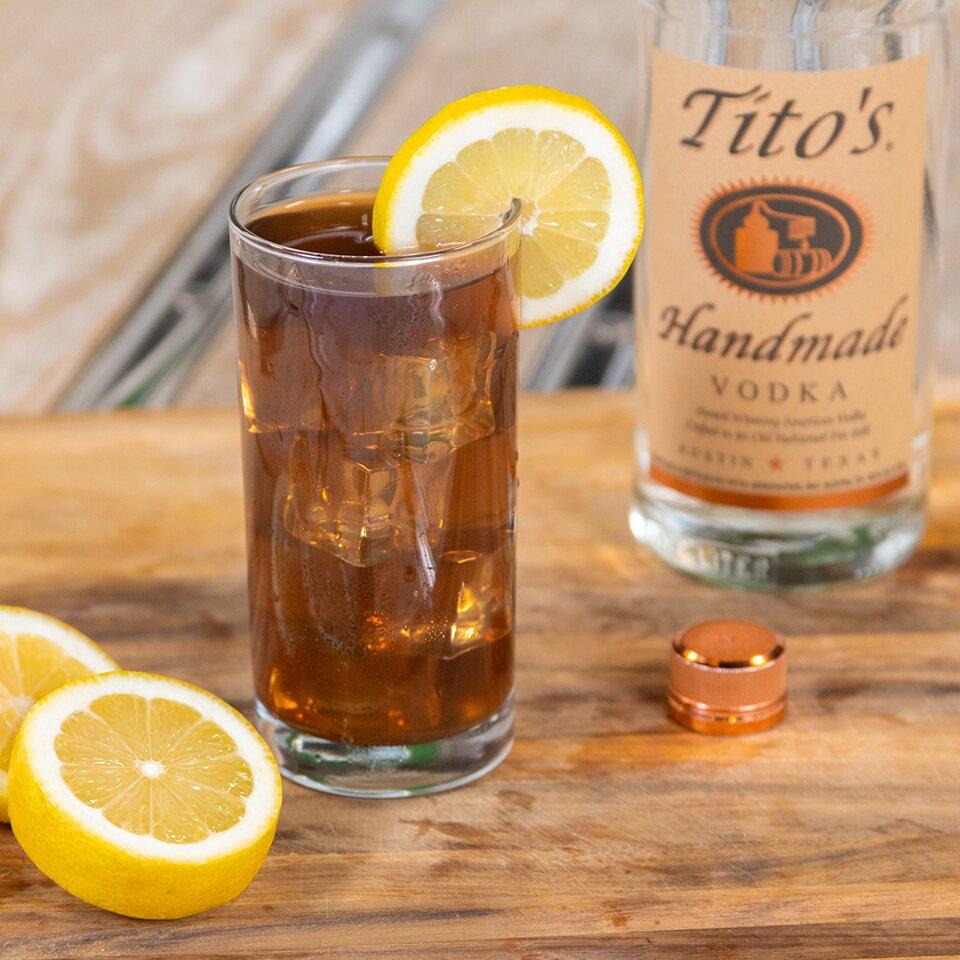 titos lemonade and tea