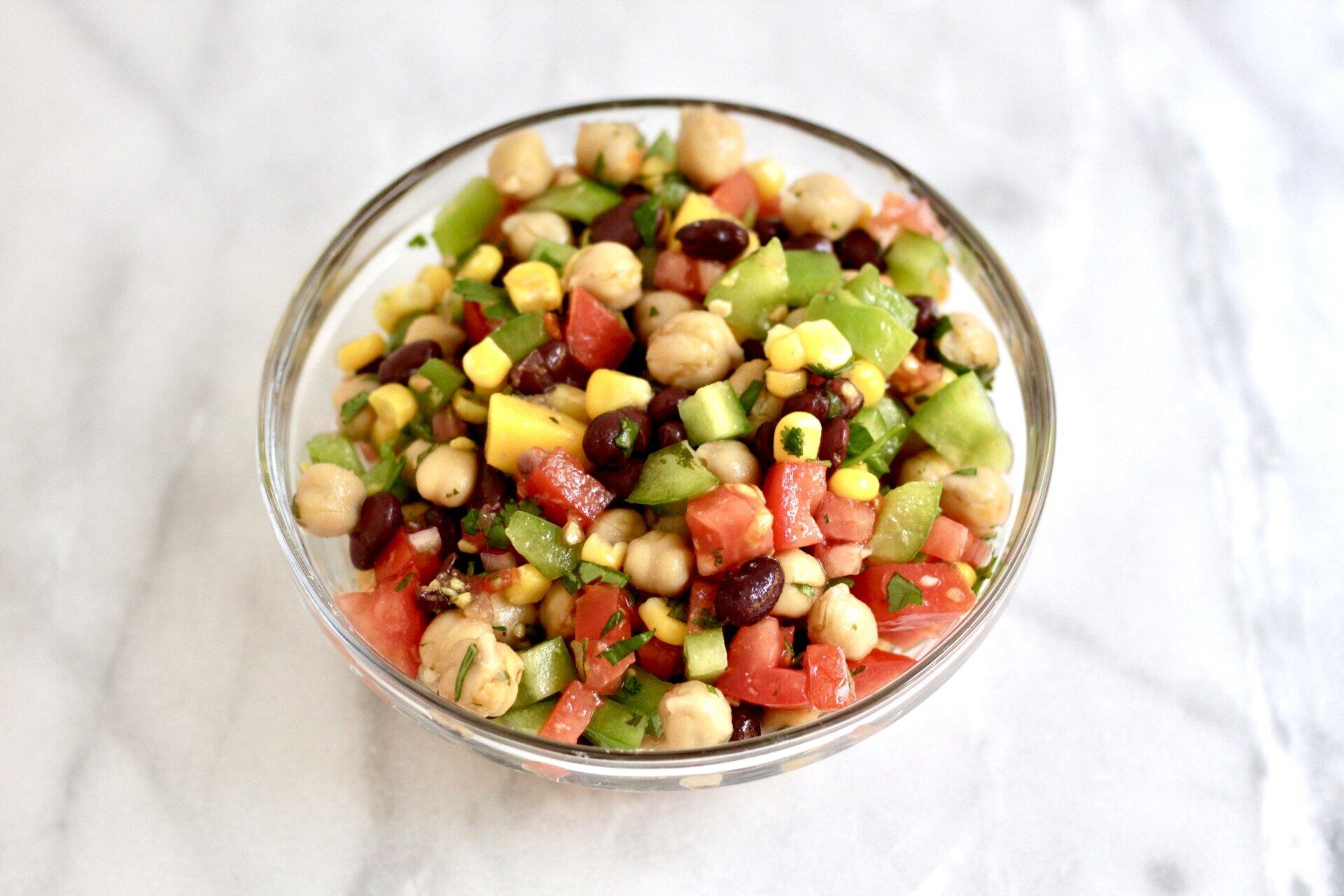 fiesta bean salsa recipe