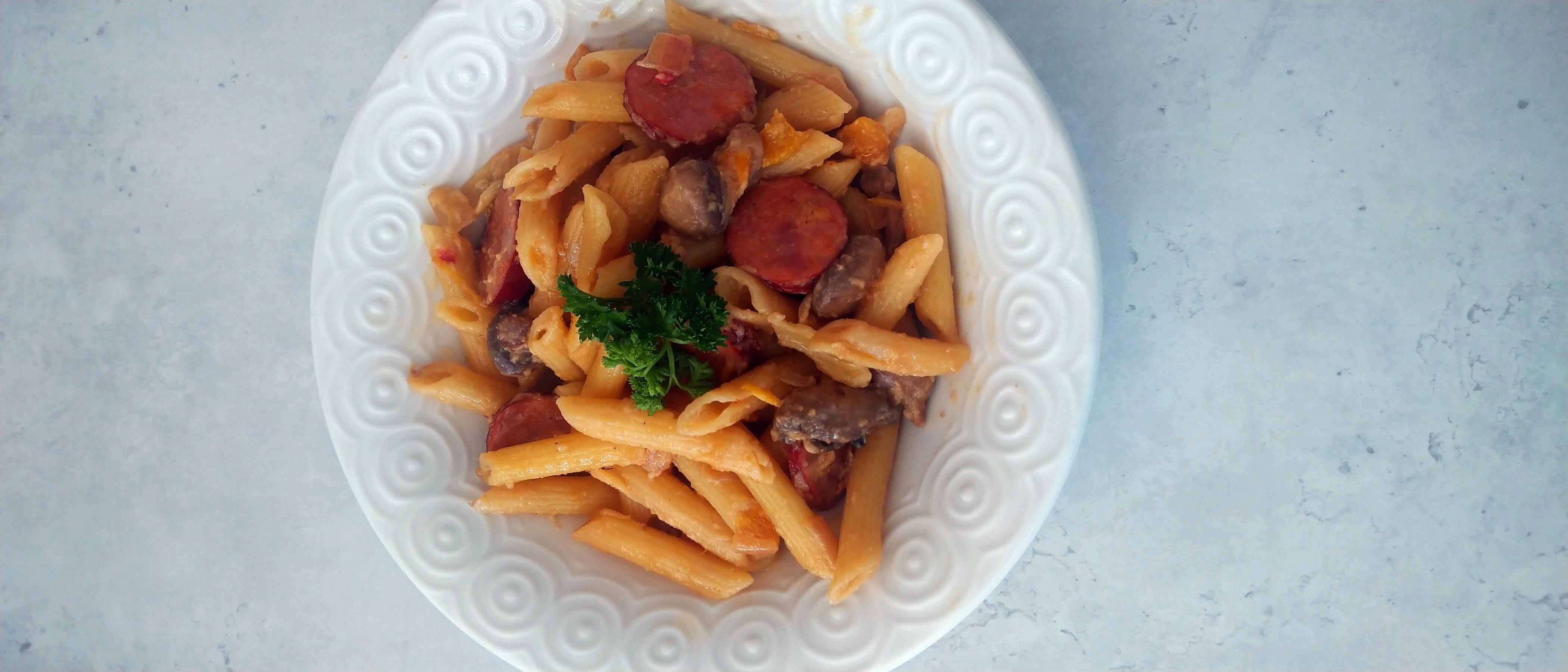 simple sausage casserole recipe