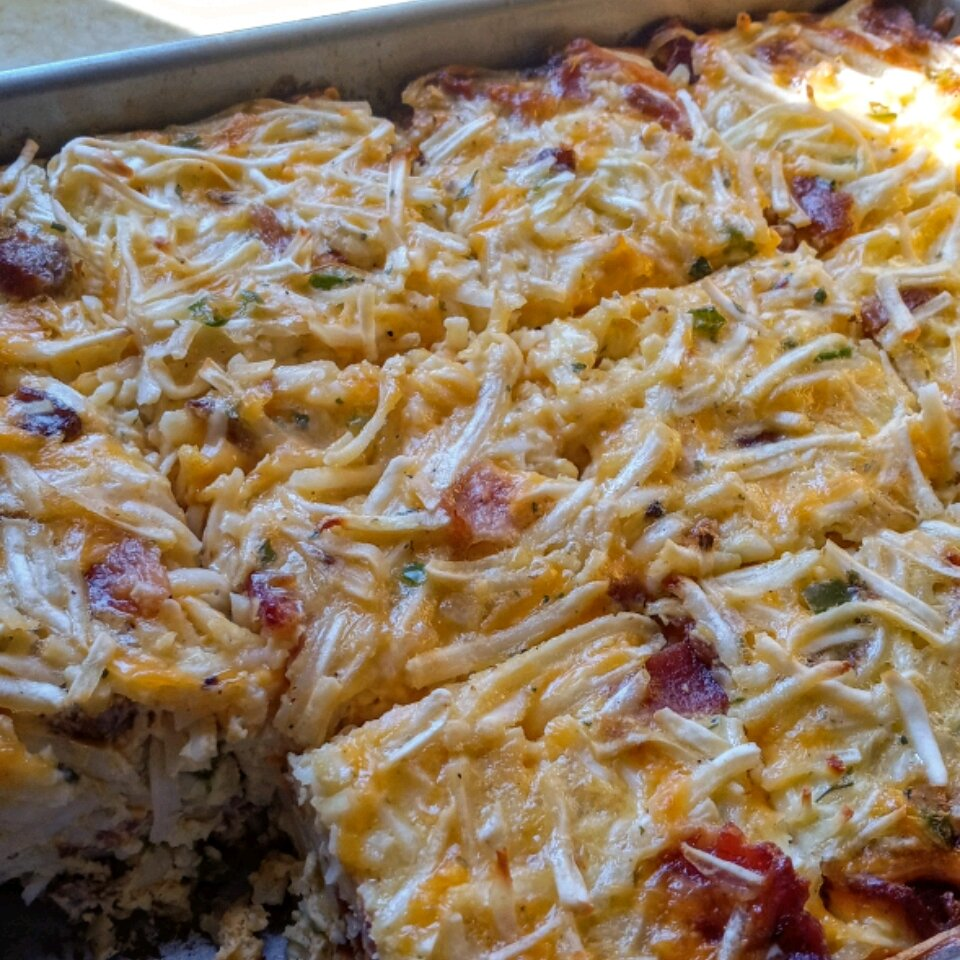 sunday brunch casserole recipe