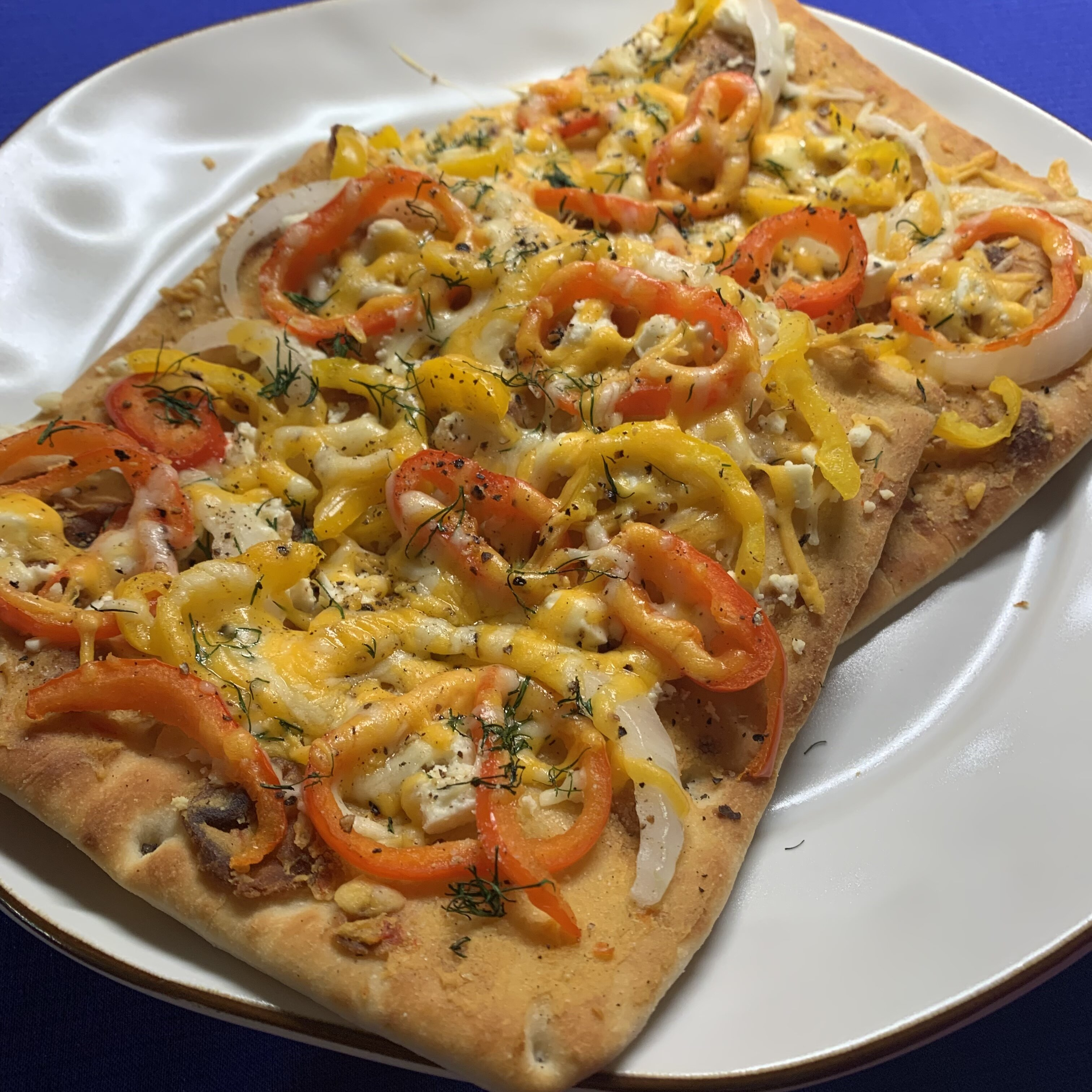 mediterranean flatbread pizza recipe