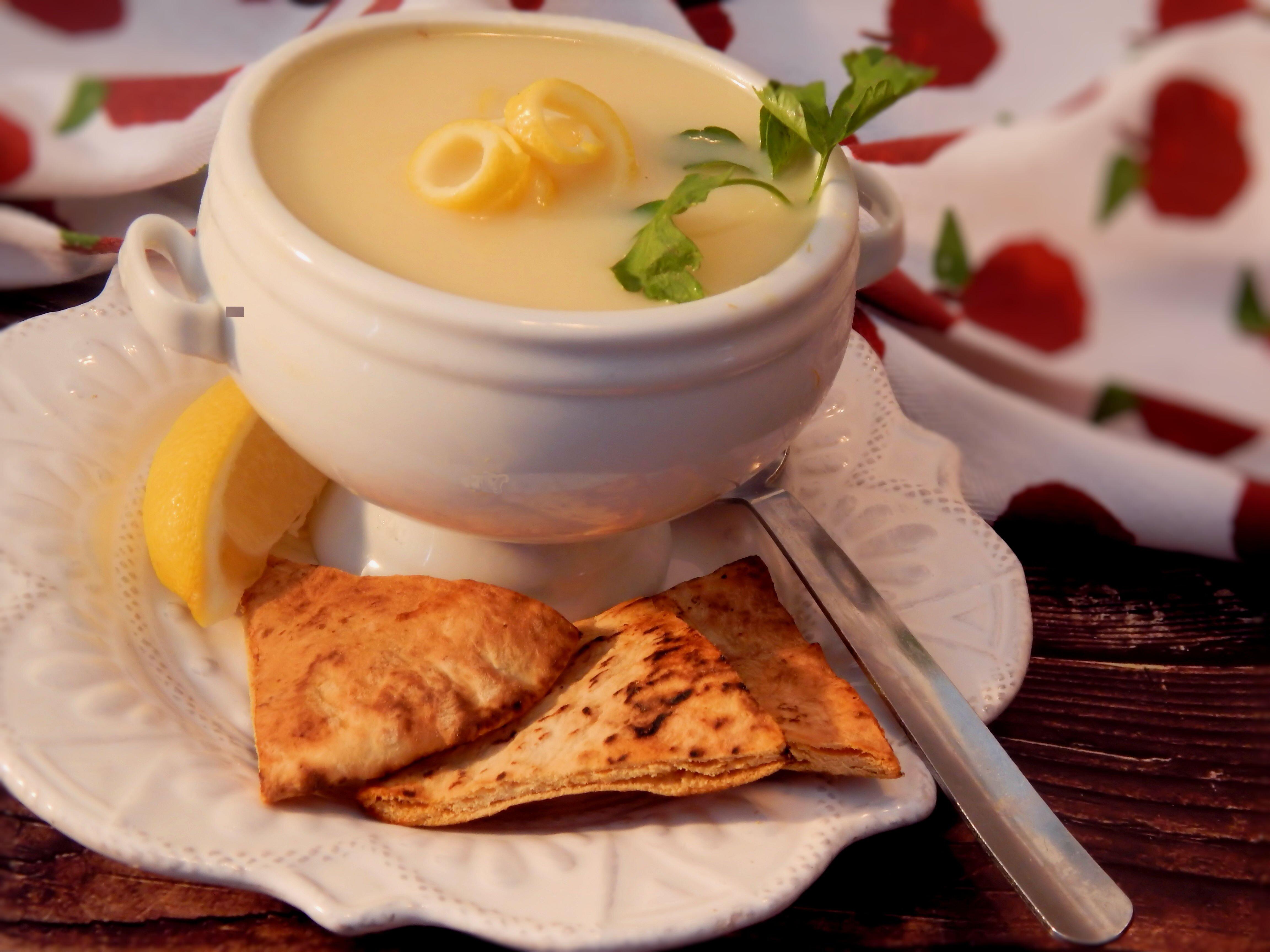 avgolemono recipe