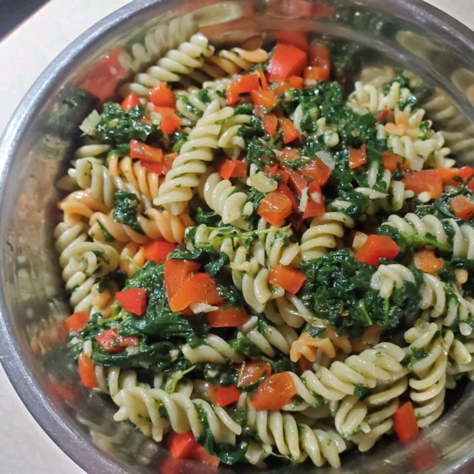 greek pasta salad ii recipe