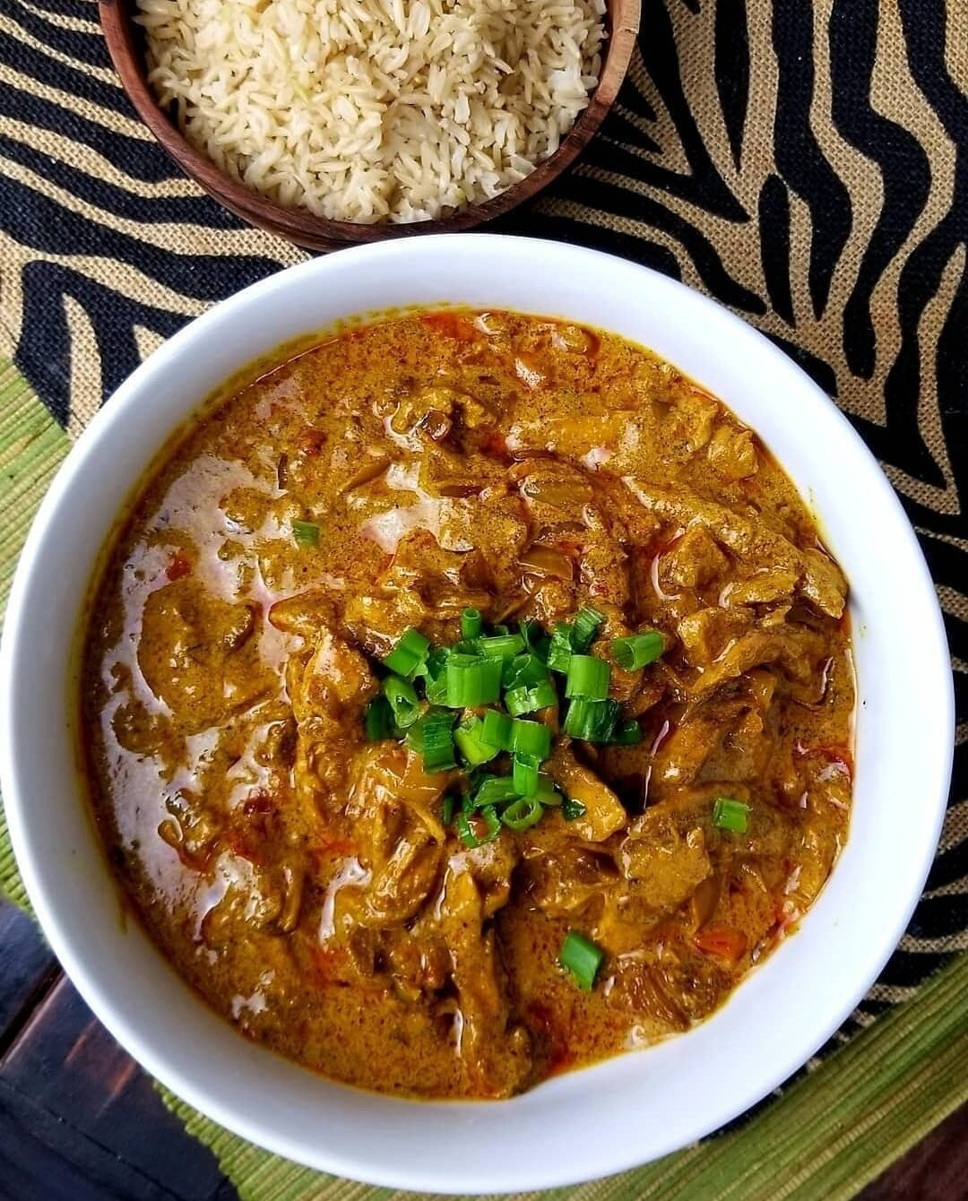 african curry recipe