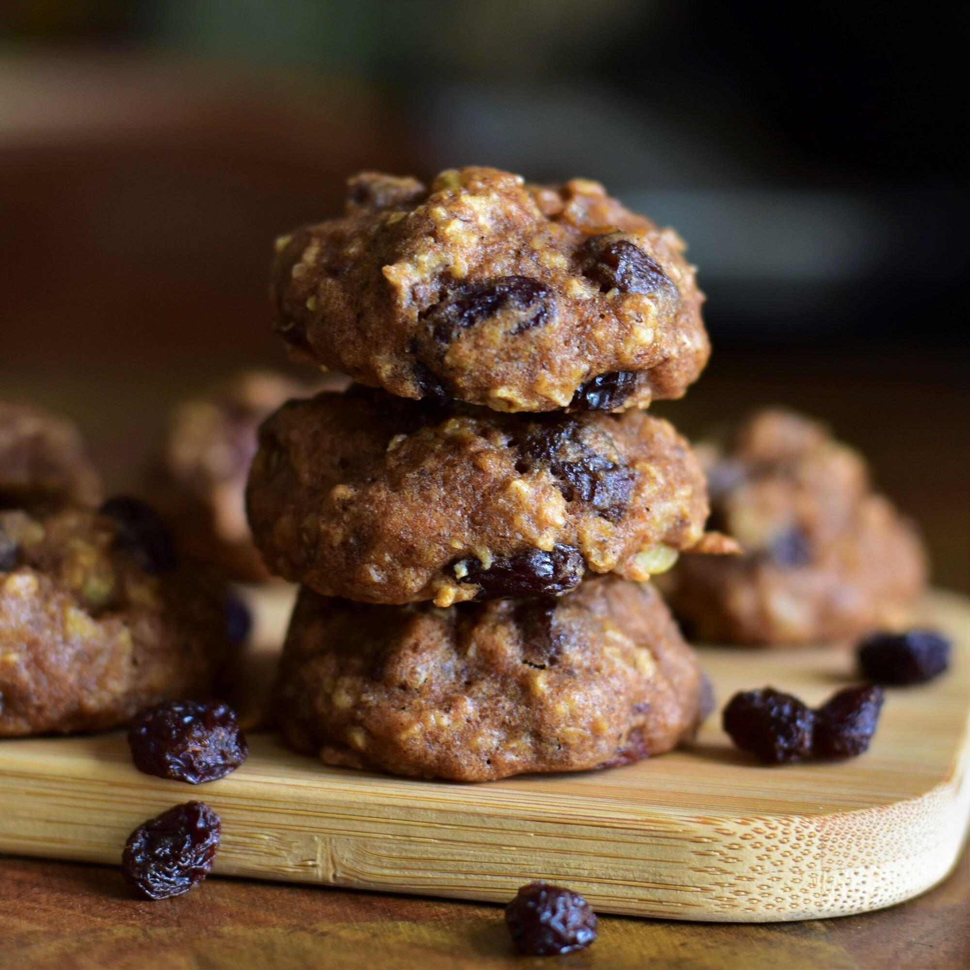 no sugar raisin cookies recipe