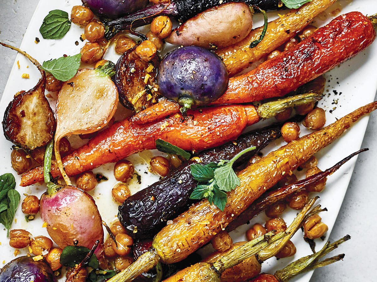 21 Ingredients for Non-Boring Salads