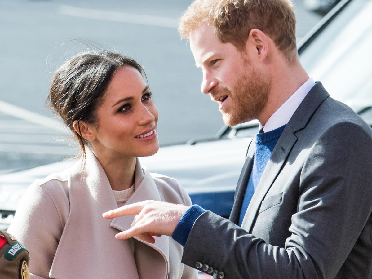 Here's What I'm Noshing On During Prince Harry and Meghan's Big Day