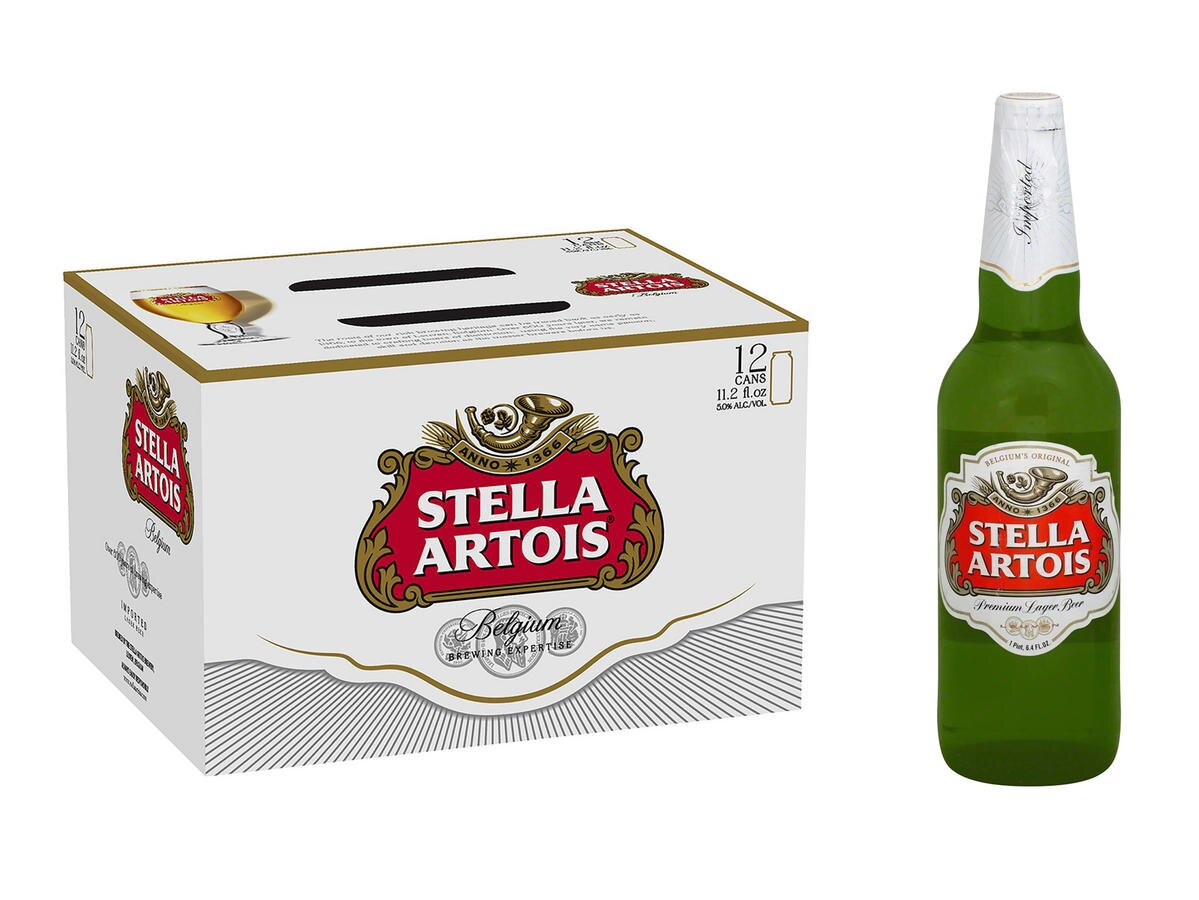 Stella Artois Just Recalled Beer Containing Particles of Glass