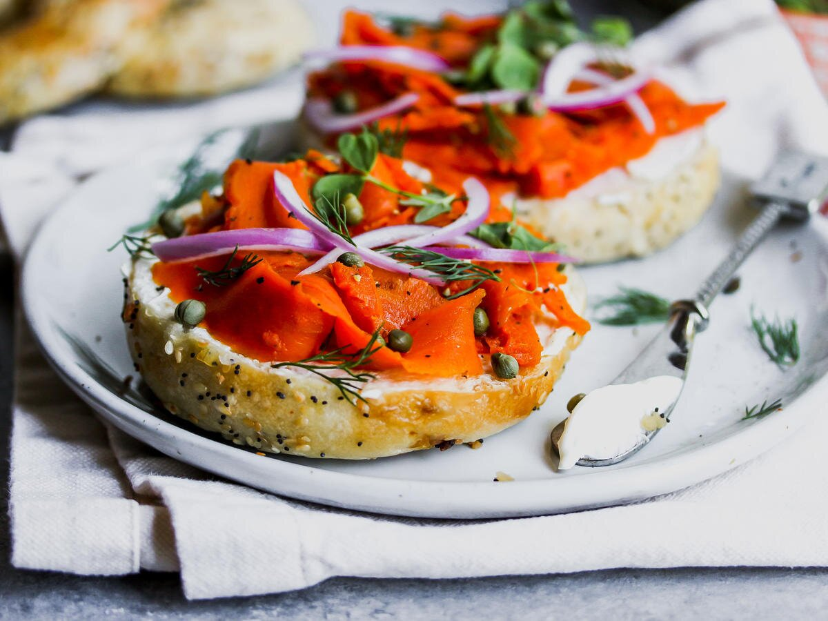This Vegan Lox Is Made With An Unexpected Ingredient Recipe
