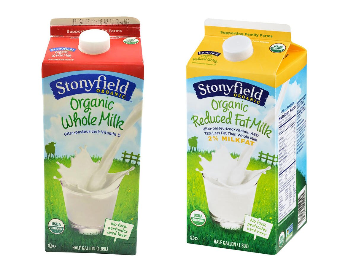 What Is The Healthiest Organic Milk I Can Buy Cooking Light