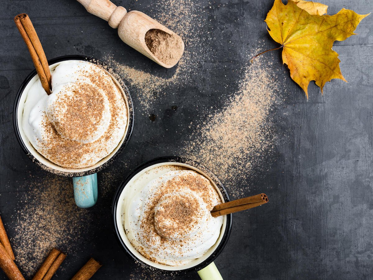 maple coffee drinks are more healthy for you than pumpkin spice