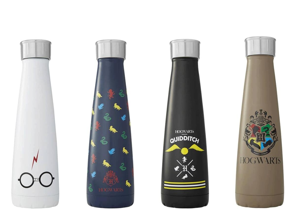 swell launched a line of harry potter water bottles mdash and theyre