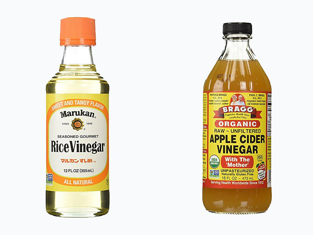 What Can I Substitute For Rice Vinegar Cooking Light