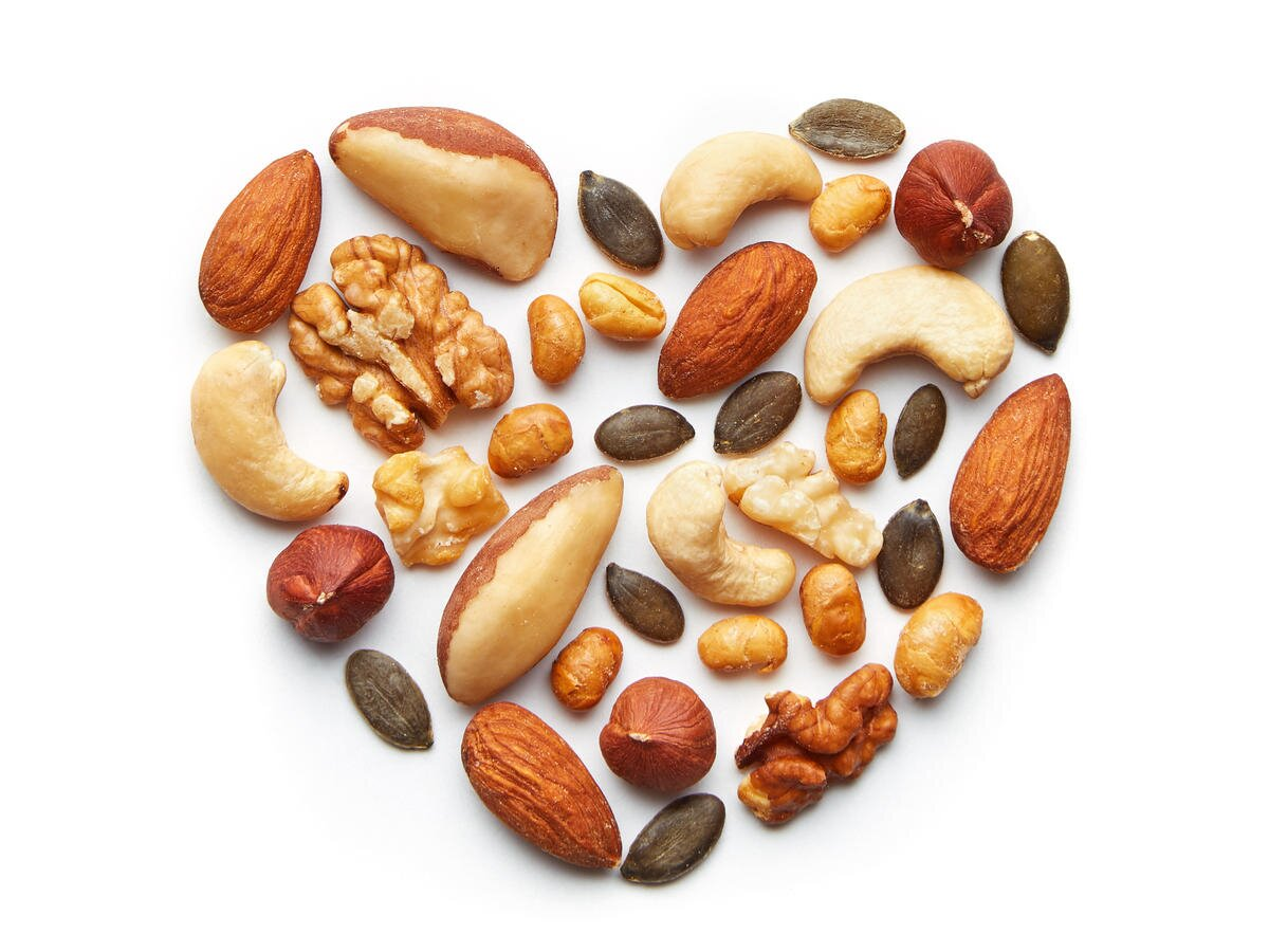 nuts healthsous