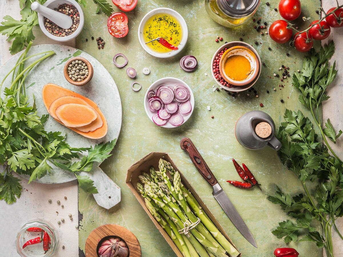Plant-Based Meal Prep Tips, According to Experts