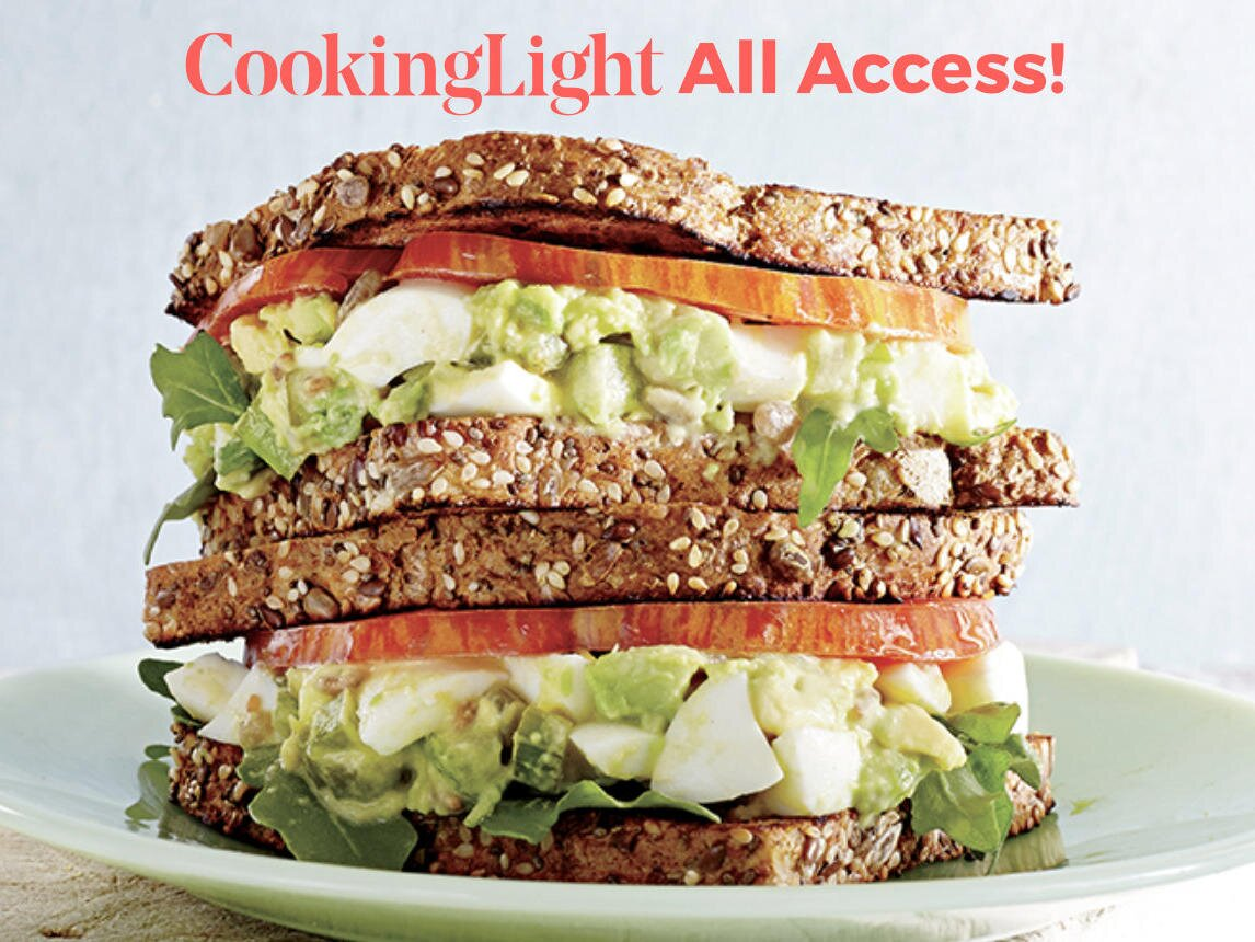 Introducing Cooking Light All-Access!