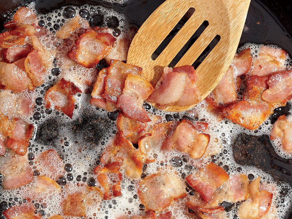 How To Render Bacon Fat Cooking Light