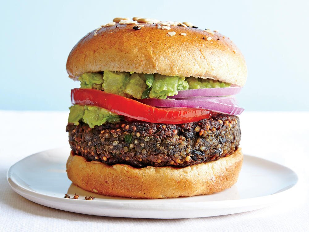 21 Recipes for Extra Flavorful Plant-Based Burgers - Cooking Light