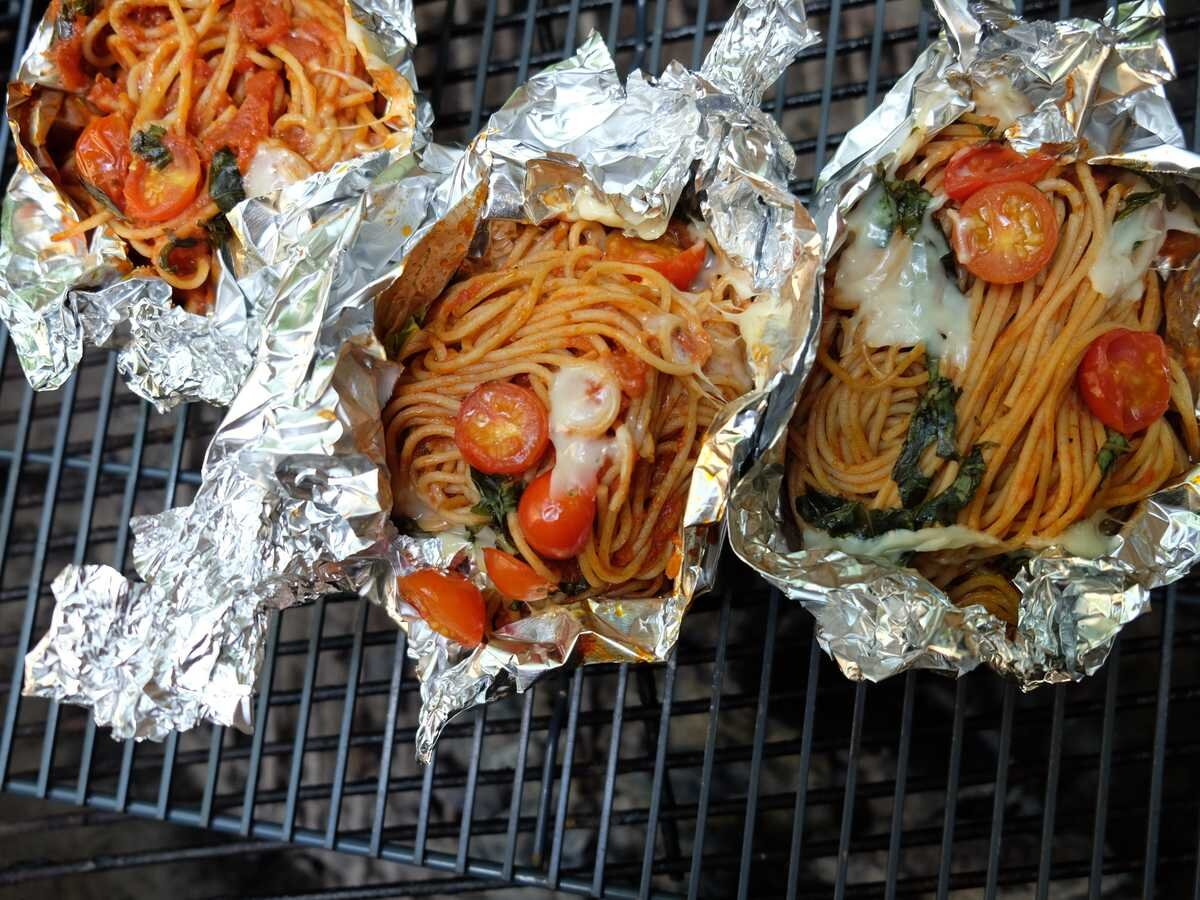 What To Pack And Cook On Your Weekend Camping Trip Cooking Light