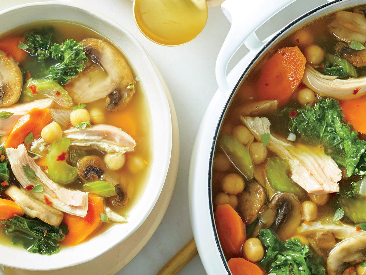 10 Soups to Keep You Warm This Fall