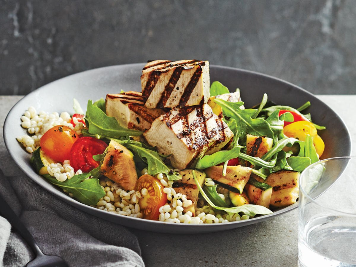 30 Vegetarian Grilling Recipes Cooking Light