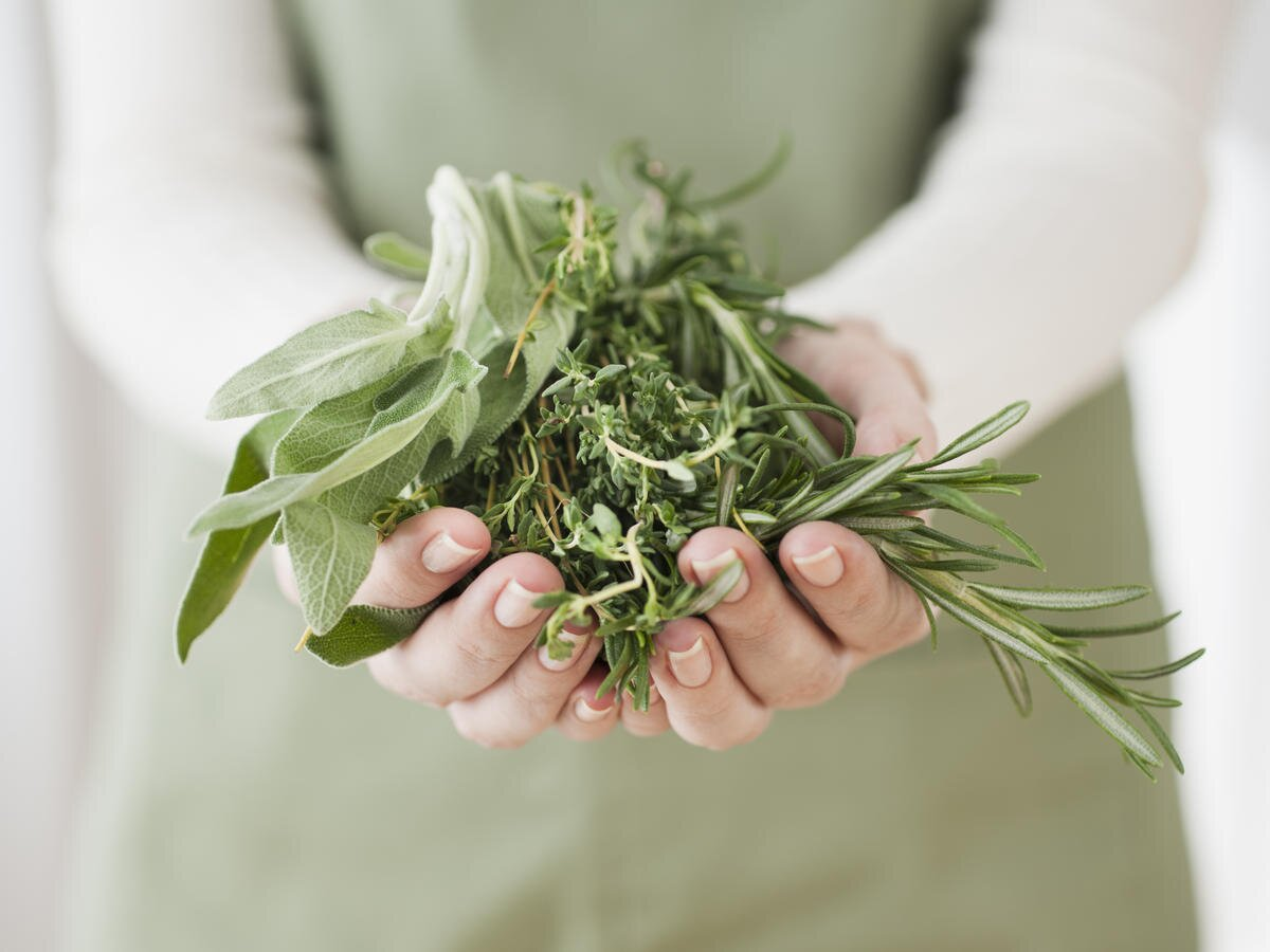 Your Fresh Herbs Could Be Contaminated With Bacteria—Here's How to Wash Them