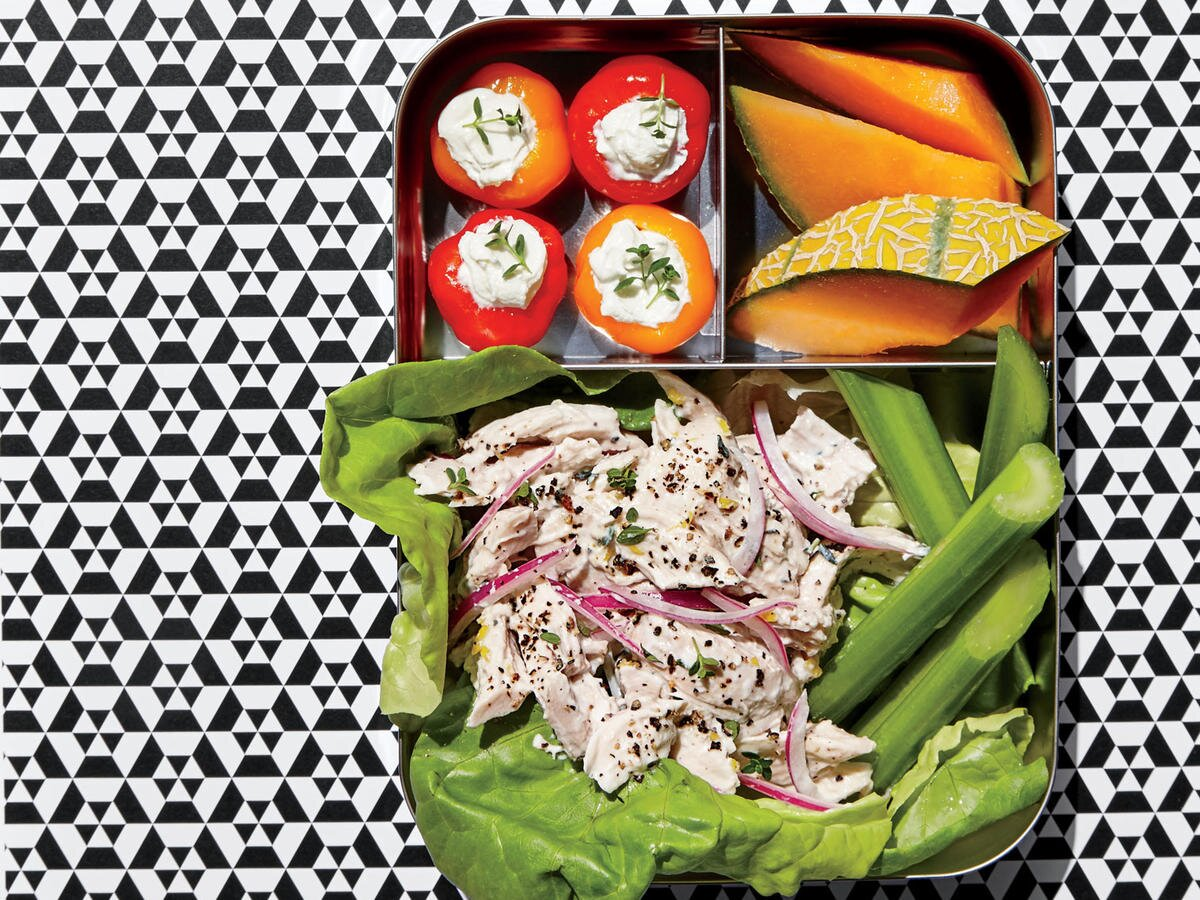 Best Lunch Ideas For Office from imagesvc.meredithcorp.io