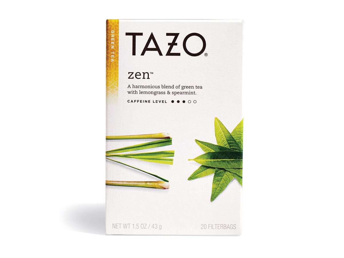 Tazo Zen Green Tea