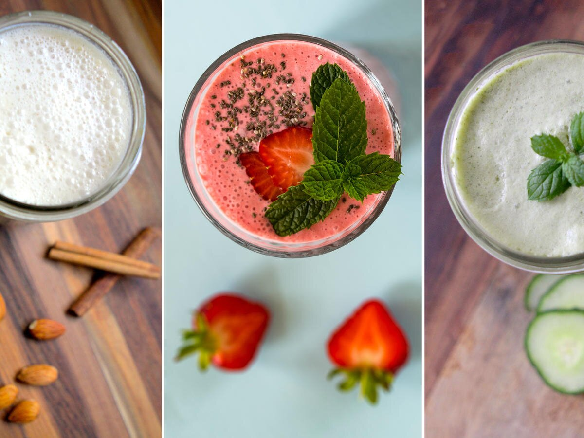 6 Keto Smoothies That Will Keep You Full for Hours - Cooking Light