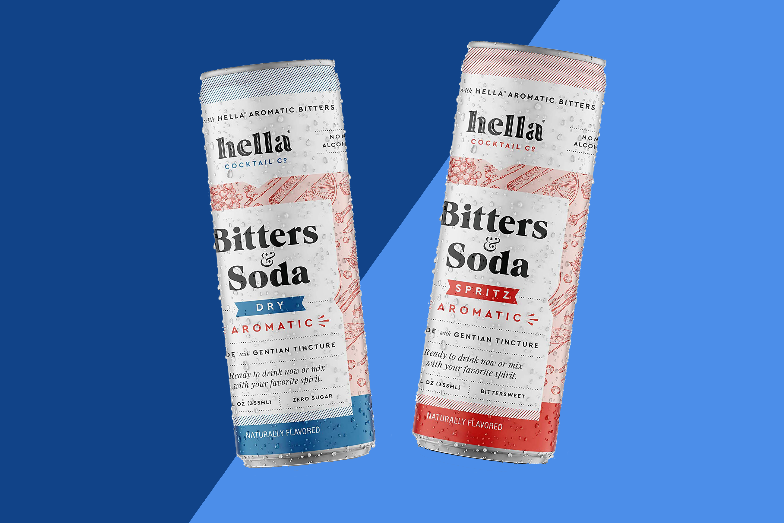 This Canned Bitters & Soda Looks Fancy and Tastes Even Better