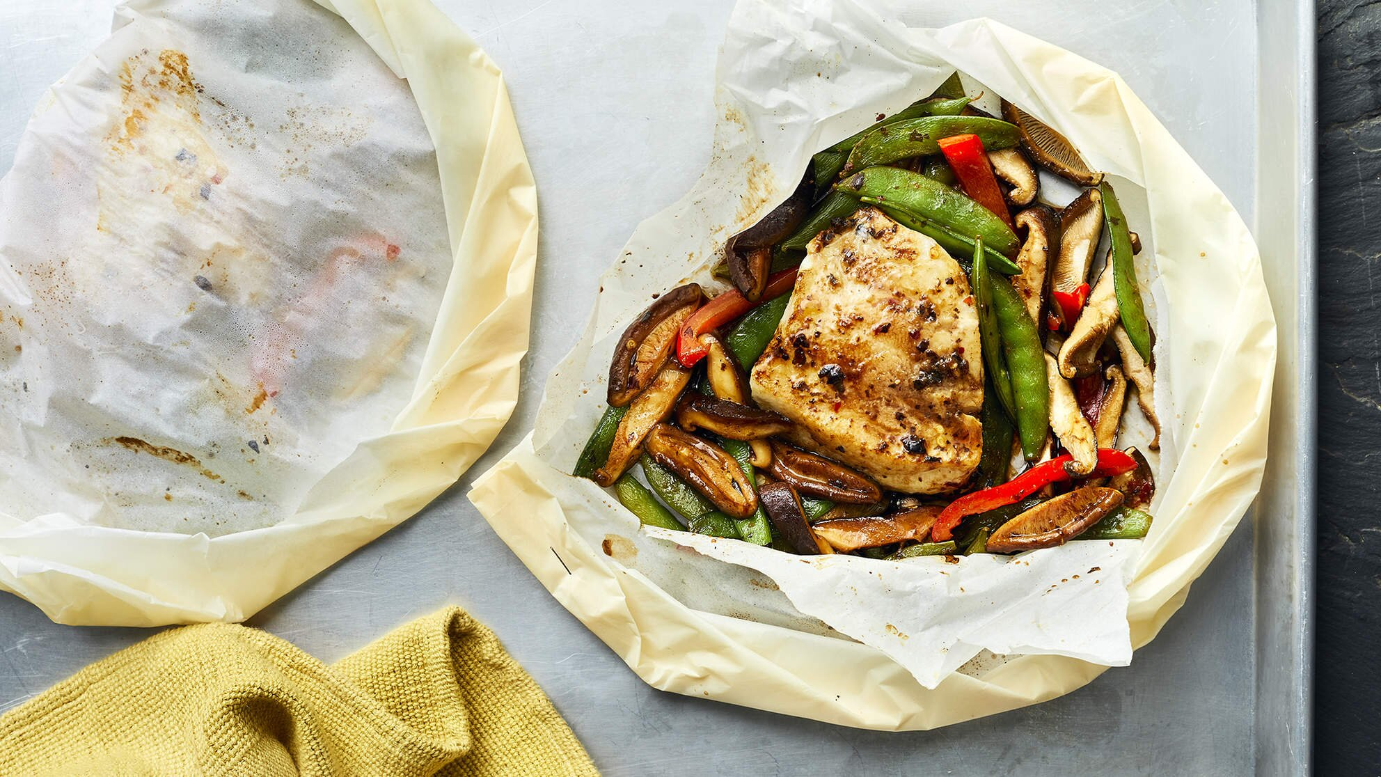 Photo of How To Make Ginger-Soy Cod en Papillote