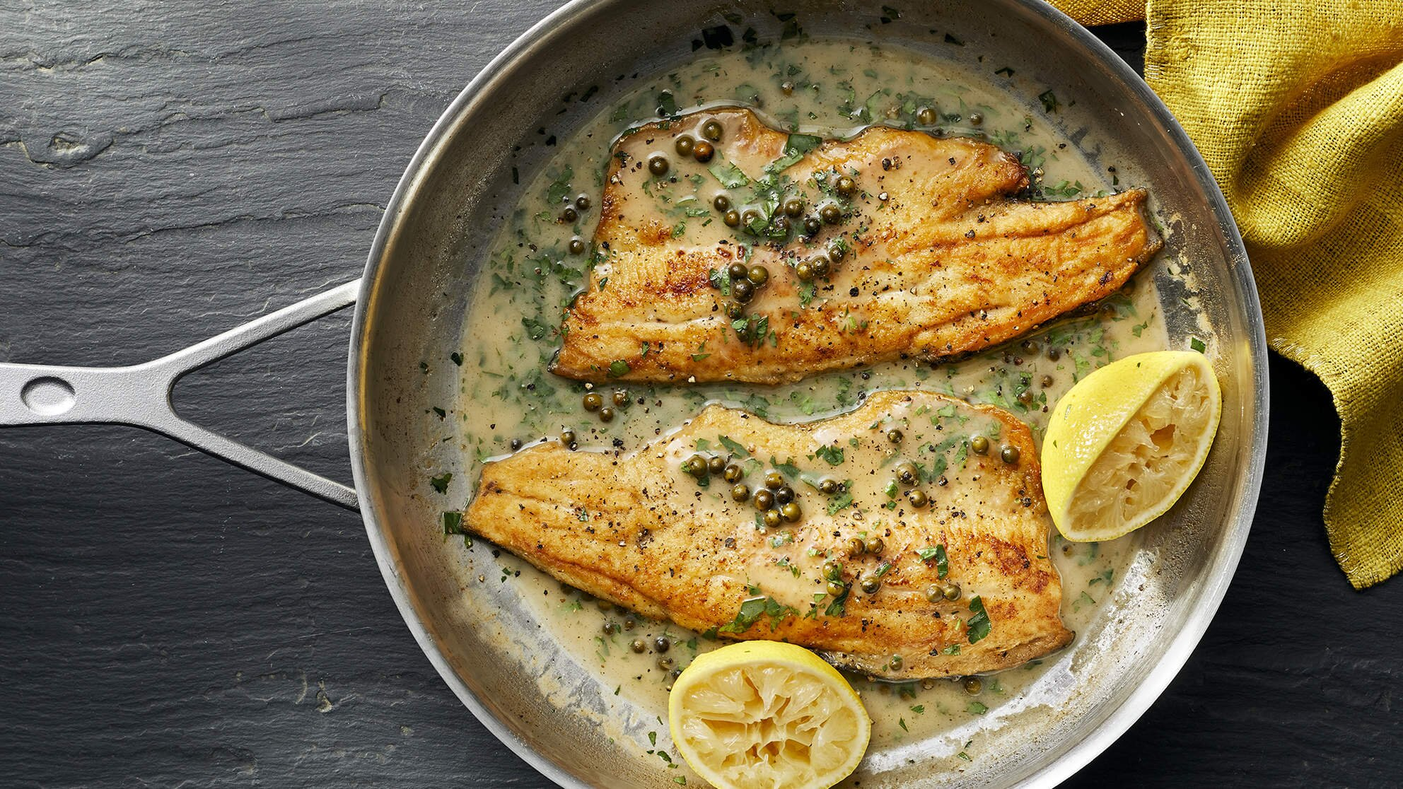 Photo of How To MakeTrout Meunière