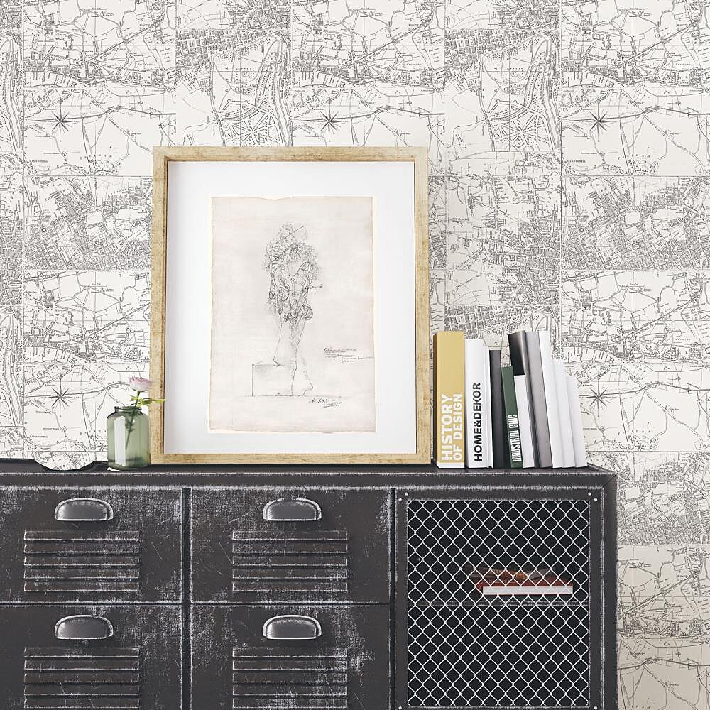 See Scott Living New Peel And Stick Wallpaper From Lowe S Southern Living