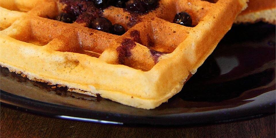 great easy waffles recipe