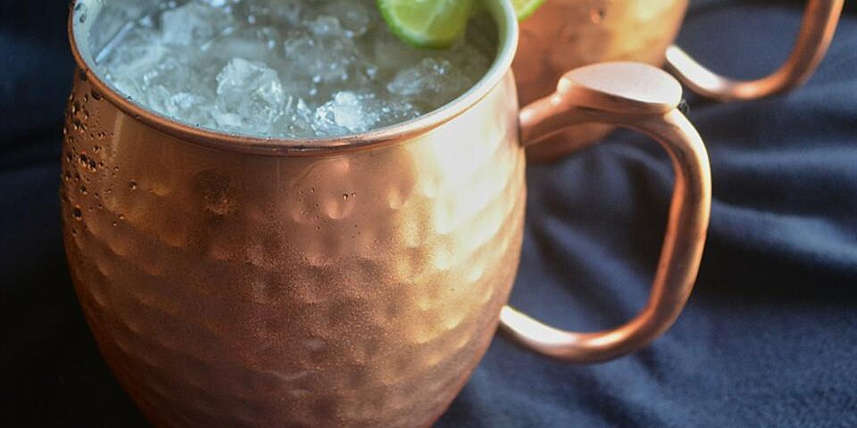 simple moscow mule recipe