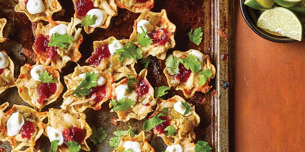 julis thanksgiving nachos