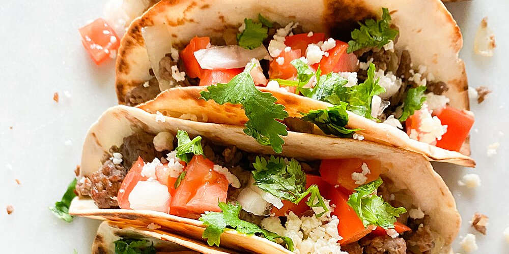 impossible trade street tacos