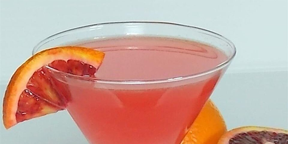 vickis tangerine martini recipe