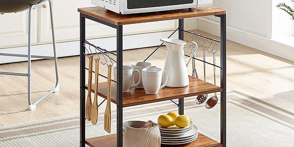win a kitchen utility cart