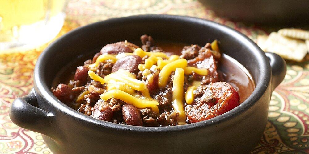 Crock Pot Chili Recipe Myrecipes