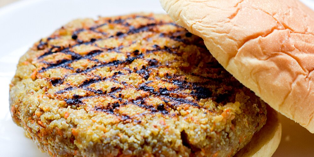 12 recipes for flavorful plant based burgers