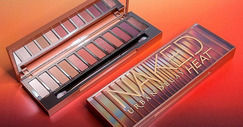 """Here's the scoop on Urban Decay's new Naked Heat palette, and it's """"en fuego"""""""