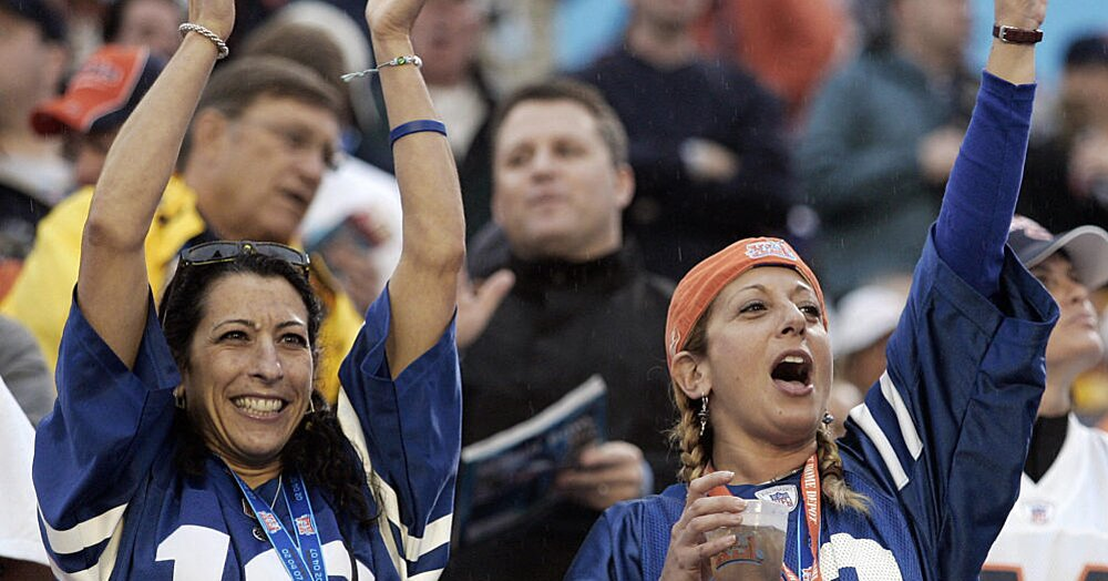 Here are 5 surprising facts about female football fans