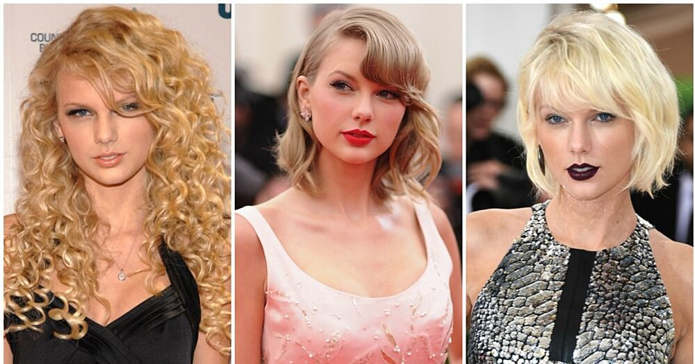 Taylor Swift Beauty Evolution From 2008 Until Now Hellogiggles