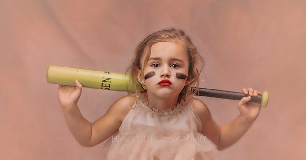 """The Pictures From This """"Tough Princess"""" Photo Shoot Are So Inspiring"""