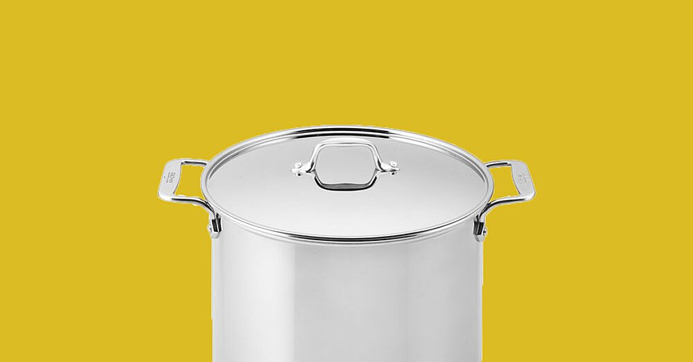 The 11 Best Stockpots for Big Batches of Soups, Stews, and More