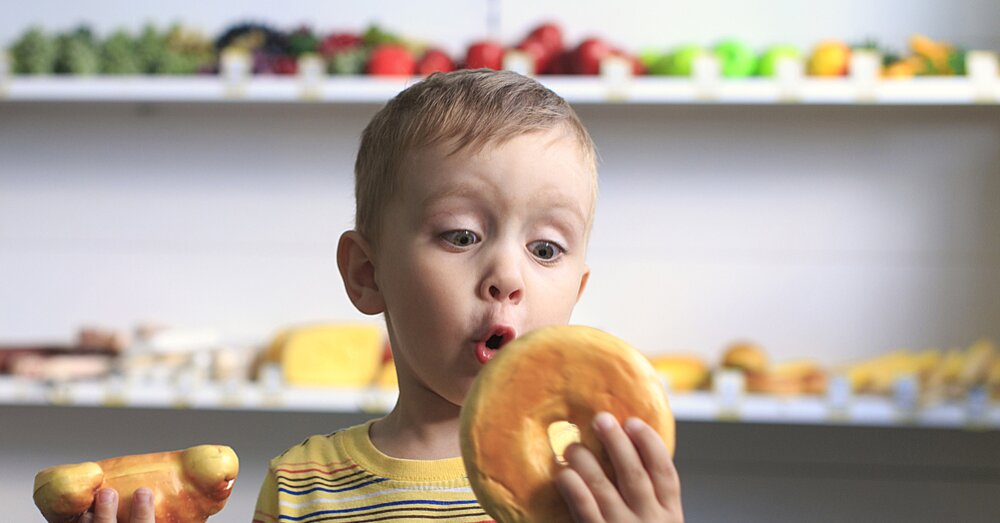 How to Handle a Food-Obsessed Toddler | Parents