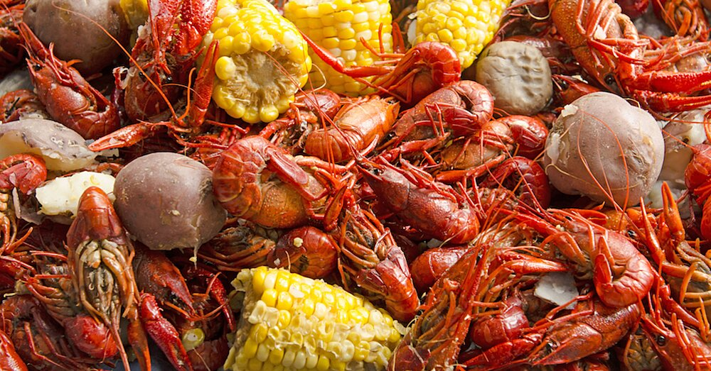 What To Do And What Not To Do At Your First Crawfish Boil Food Wine