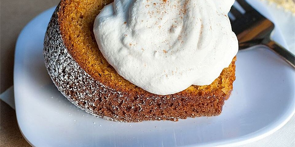pumpkin cake iii recipe